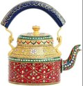 Hand Painted Tea Kettle