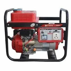 Portable Multi-Fuel Generator
