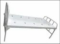 Hospital Bed with Full Sheet Metal Perforation
