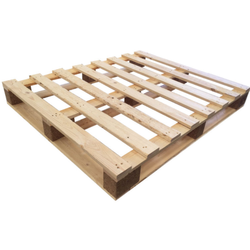 Heat Treated Wooden Pallet