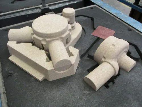 ブラウンリキッドコールドボックスファウンドリレジン、パッケージサイズ:50/250/20、工業用、Rs 250 / kg    ID:21630031448