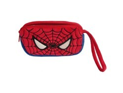 Soft Pencil Pouch For Kids (Red Clour)