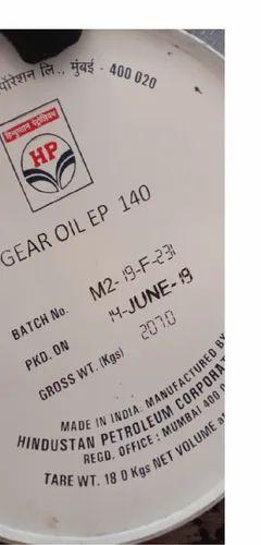 GEAR OIL EP 140