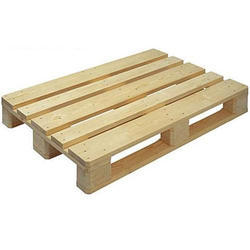 Wooden Pallets Packaging Service