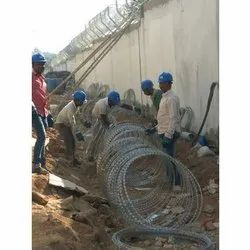 Security Fencing Service