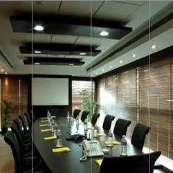 Wooden Office Interior Design, Office Interior Designing