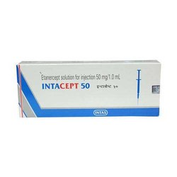 Intacept 50 mg, Intas Pharmaceuticals Ltd