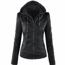 Ladies Zipper Jacket