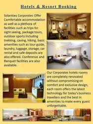 Hotels & Resorts Booking