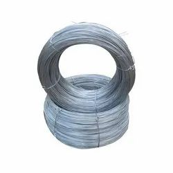 Galvanized Steel Wire, For Construction, Thickness: 2 To 4.5 Mm