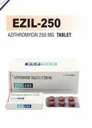 Ezil-250 Azithromycin 250mg Tablets