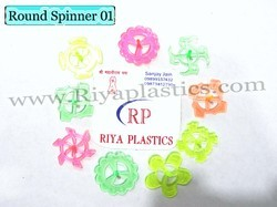 Plastic Toy Spinner