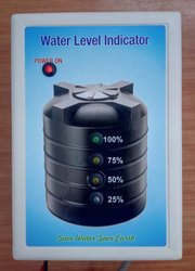 water level Indicator alarm