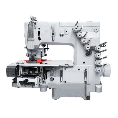 Mild Steel 40 Needle Elastic Sewing Machine Max Speed 40040 Impressive 4 Needle Elastic Sewing Machine