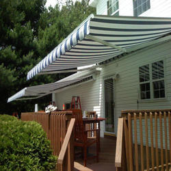 Outdoor Awnings Structure