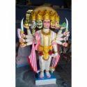 Multicolor Hanuman Statue