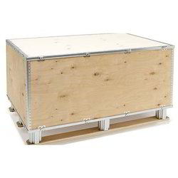 Rectangle Heavy Duty Plywood Box, For Packaging