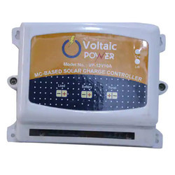 Voltaic Power MC Based Solar Charge Controller