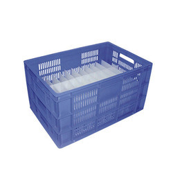 LDPE Storage Crates