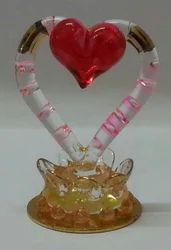 Glass Handicrafts Love