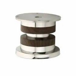 R-5403 Circle Stainless Steel Sofa Leg