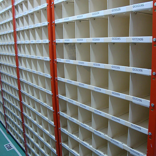 Slotted Angle Rack - Storage Racks Manufacturer from New Delhi