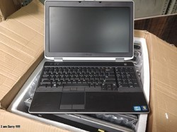 Dell Laptop 6520