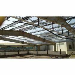 Steel Prefabricated Industrial Buildings