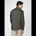 Green Hill Men's Designer Olive Black Shirt