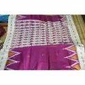 Santosh Handloom Indian Khandua Silk Saree, 6.5 M
