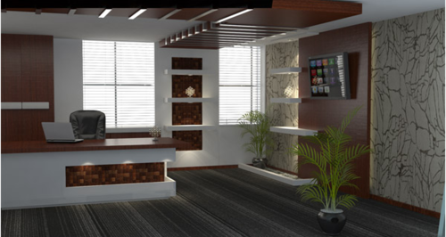 reception front office design services office cabin design