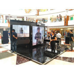 Exhibition Stalls, Size: 18X18ft