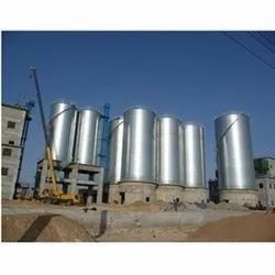 Chemical Silo