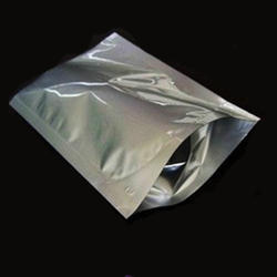 R K Polybags Silver Bottom Gusseted Pouches
