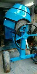JMK 3 Hp Construction Concrete Mixer, Output Capacity: 560 Liters