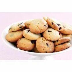Round Choco Biscuits