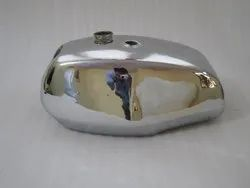 New Triumph T140 Petrol Tank Chrome Steel (Uk Version)