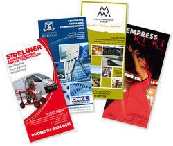 Template Leaflet Printing Services
