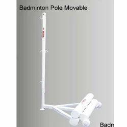 Badminton Pole Movable METCO 8129