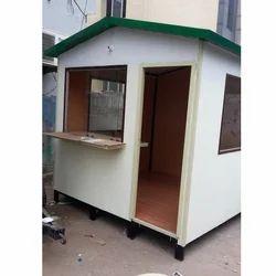 Cement Fiber Sheet Made Cabin