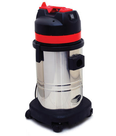 Blue Single Phase Commercial Wet & Dry Vaccum Cleaner