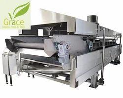 Semi Automatic Potato Chips Line