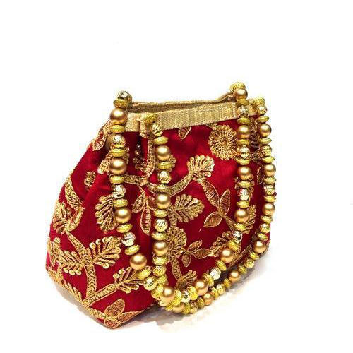 835ee5d5e93ce2 Embroidery Ladies Stylish Hand Purse, Rs 360 /piece, Amin Exports ...