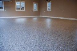 Epoxy Resin Floor Screed