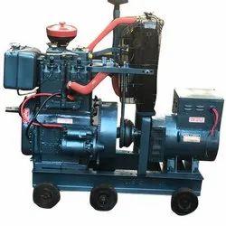 30 kW Low Noise Bajaj-M Diesel Generator Set