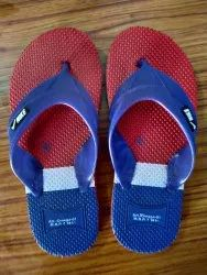 Blue Unisex Slipper, Size: 4, 6, 7, 8 & 9