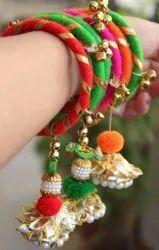 Multicolor Fancy Artificial Bangles