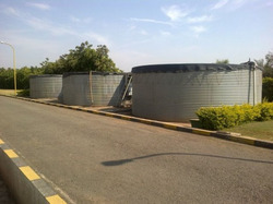 DWS Water Storage Tanks