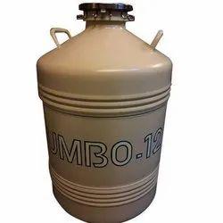BA 7 Liquid Nitrogen Container Cryocan IOCL