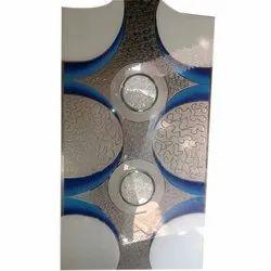 Natural Printed Designer Door Glass, Thickness: 2 - 20 Mm